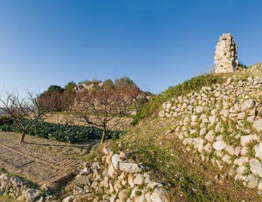 Vorgeschichtliche Spuren – Pišćenica, Vilanjski grad und Obloženica
