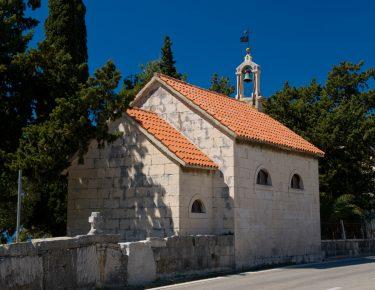 Sv. Martin, eine antike Fundstelle