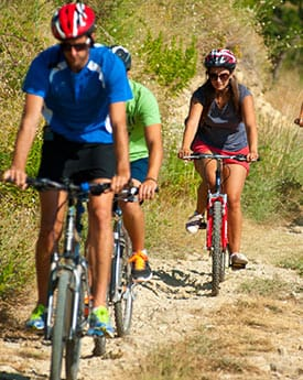 Cyclotourist tourism