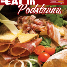 Eat in Podstrana